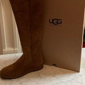 Ugg Samantha OTK boot, NEVER WORN